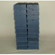 Rennwachs Blau 20 Stk.